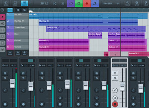 Workstations, DAW & séquenceurs pour iPhone / iPod Touch / iPad
