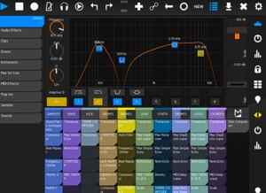 Contrôleurs OSC / MIDI pour iPhone / iPod Touch / iPad