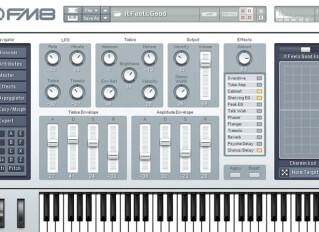 Virtual FM synths