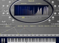 Virtual additive synths