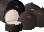 Drum & Percussion Cases, Gig Bags & Covers