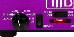 Atténuateurs de puissance pour ampli guitare