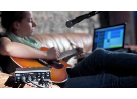 The top USB audio interfaces with two mic inputs for less than $300