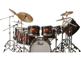 The top brands for acoustic drums
