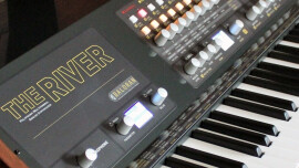 Review of the Baloran The River analog synthesizer