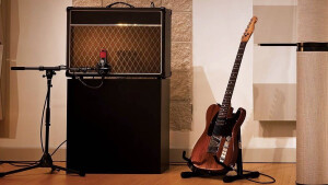 Recording electric guitar - Hardware