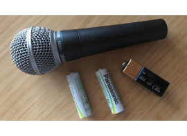 The top audio interfaces running on batteries