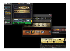 Comparing Guitar Rig Player, AmpliTube Custom Shop and Pod Farm Free