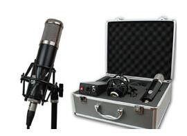 Review of the Lauten Audio LA-320 tube-condenser microphone