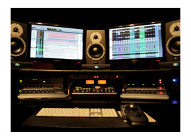 Critical listening in a home studio