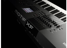 Yamaha Motif XF Mini-Review