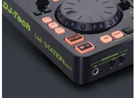 DJ-Tech U2 Station MK2 Review