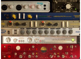 The Microphone Preamplifier Comparison Test