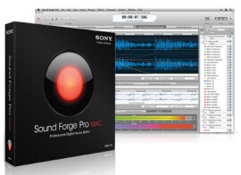 Sony Sound Forge Pro Mac 1.0 Review
