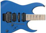 Ibanez RG 2570MZ VBE Guitar Review