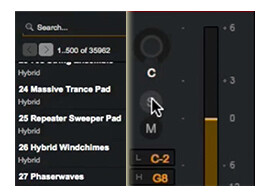 Included with the Advance controllers, VIP brings your VST instruments together
