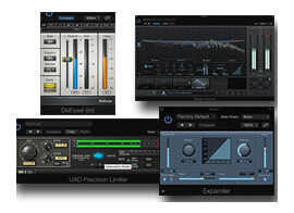 Expanders, De-essers, Limiters and Dynamic EQs