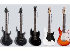 [NAMM] LTD updates 200-series guitar range