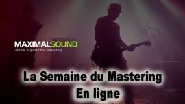 Comparatif des services de Mastering automatique en ligne: MaximalSound