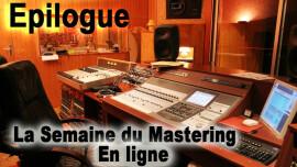 Comparatif des services de Mastering automatique en ligne: Épilogue