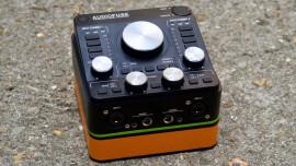 Test de l'interface audionumérique USB Arturia AudioFuse
