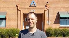Visite du siège d'Apogee en Californie