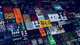 Le top des pédales d'effet pour guitares les plus originales du marché