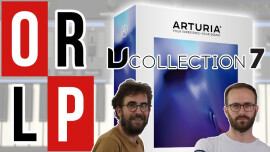 Test de l'Arturia V-Collection 7