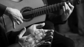 Le rythme du flamenco