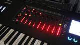 Test du synthétiseur hybride Roland Fantom