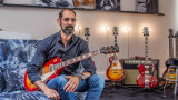 Interview de Cesar Gueikian au Showroom Gibson Paris