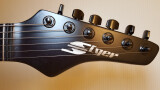 Test de la guitare Siger R-Butt