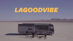 Le bus L.A. Good Vibe de Joachim Garraud