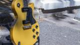 Test de la guitare électrique Epiphone Les Paul Special TV Yellow