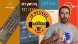 Behringer Pro-800, Strymon NightSky, LetiMix GainMatch, Mouvement Alerte Rouge