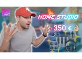 Un set up de Home Studio pour moins de 350€ !