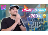 Un set up de Home Studio pour moins de 700€ !