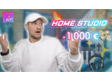 Un set up de Home Studio pour moins de 1000€ !