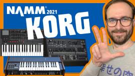 Korg lance les hostilités avec trois nouveaux synthés