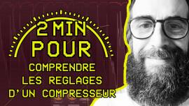 Les principaux réglages d'un compresseur