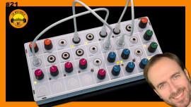Un petit synthé modulaire portable !