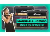 Est-ce que le nouveau Marshall Studio Classic est aussi bien que le JCM 800 ?