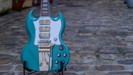 Test de la Gibson Kirk Douglas Signature SG