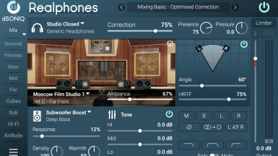 Test de dSONIC Realphones