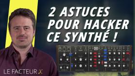 2 astuces pour hacker un synthétiseur soustractif (Model D / Minimoog) !