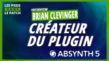 Podcast avec Brian Clevinger (Absynth)