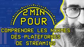 2 MIN POUR... comprendre les normes de volume des plateformes de streaming