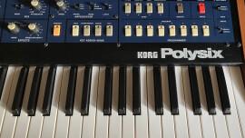 Test du synthétiseur analogique Korg PolySix