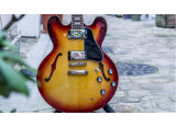 Test de l'Epiphone Inspired by Gibson  ES-335 Figured, Raspberry Tea Burst