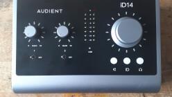 Test de l'interface Audient iD14 mkII
